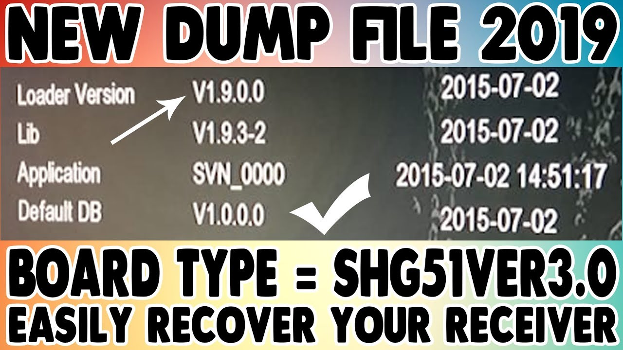 dishreceiver What is Receiver Dump File | Lectures For Life