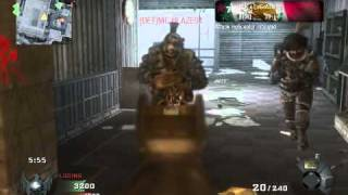 Black Ops Triple Spray With The AK-74u