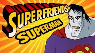 Superman Man of Steel - The Amazing Superfriends!