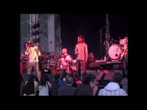 Afrodesir Live in Teramo  -Celebrate-
