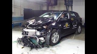 Opel Grandland X - 2017 - Crash test Euro NCAP