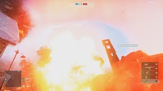 V1 ROCKET GAMEPLAY (Battlefield 5 Multiplayer)