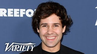 David Dobrik Can't Believe He's on the Power of Young Hollywood List Video