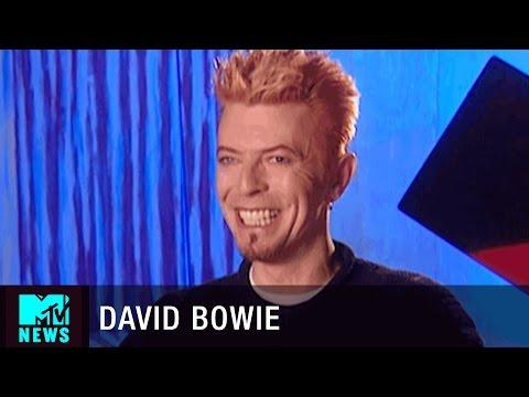 David Bowie Talks The Internet, Buddhism & Aliens | MTV Full 1997 Interview