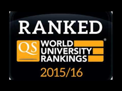 2015/16 QS World University Ranking - Distance Education