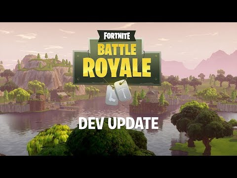 Battle Royale Dev Update #5 - Incoming Map Update