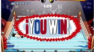 Nacho Libre Wwe game