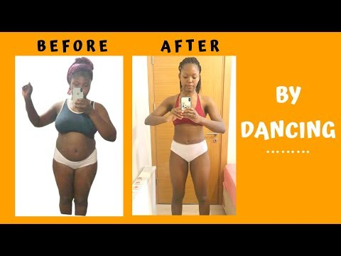 LOSE WEIGHT AT HOME || DANCING FOR WEIGHT LOSS