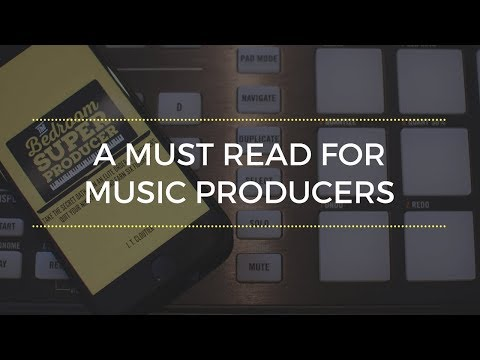 A Must Read Book for Music Producers