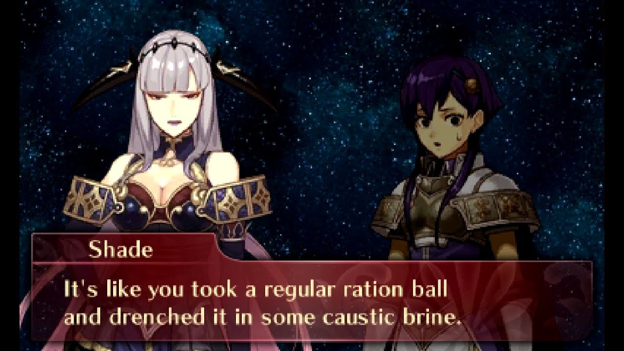 Fe Echoes Supports