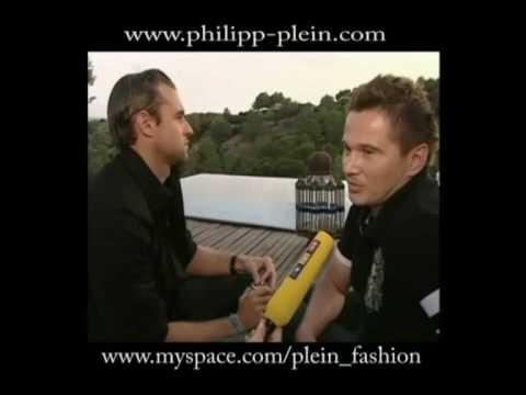 Naomi Campbell - shooting with Philipp Plein