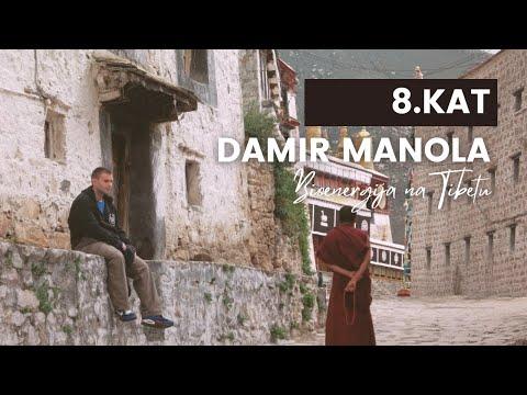 8.kat: Damir Manola O Liječenju Na Tibetu