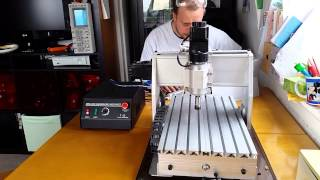Getting Arduino and Protoshield Into CNC 3020 Part 2 by Orionrobots