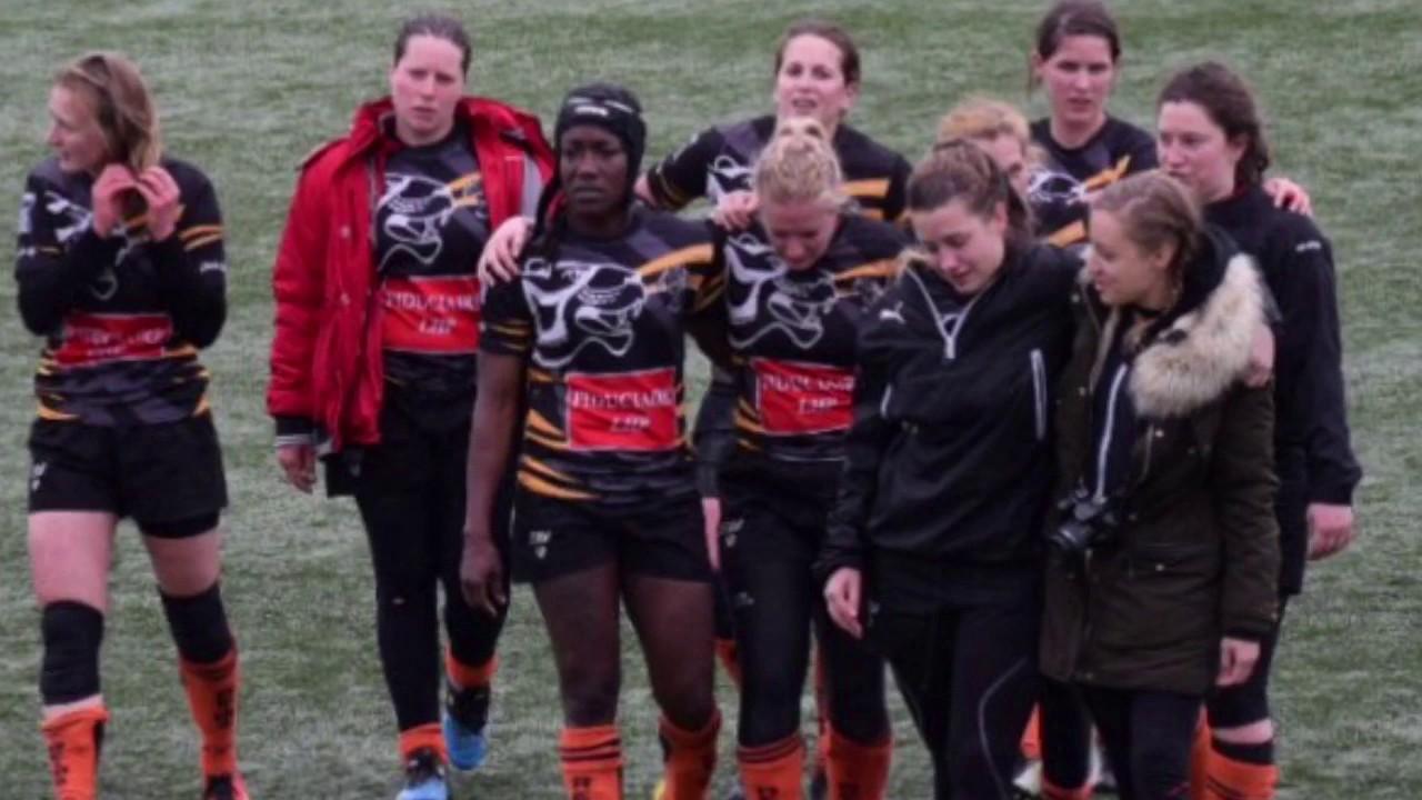 Feminines Du Stade De Reims Rugby Finale Nord Est Rugby 7 Vii Seven Strasbourg Alsace Youtube