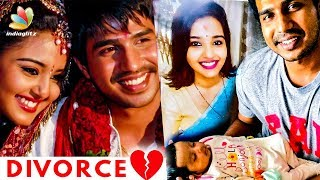 Vishnu Vishal Confirms Divorce With Wife Rajini | Hot Tamil Cinema News