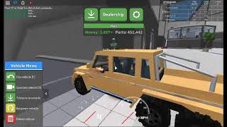 Roblox Car Crushers 2 (the Tilted Speed Crash Test)