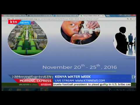 Morning Express: Kenya water week with Baringo Governor Benjamin Cheboi 10/11/2016