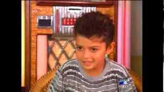 Bruno Mars with Steve Pool on KOMO News - 1992
