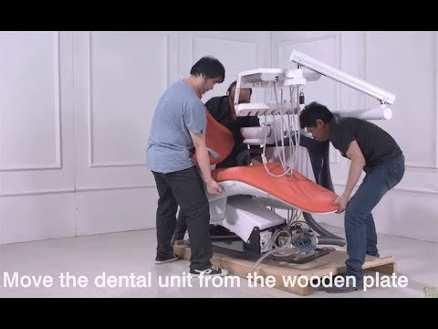 How To Install  Dental Chair In 6 Simple Steps
