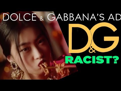 Racist Dolce and Gabbana Ad?  Trump at G20 Argentina  China Uncensored