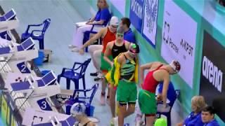 """""""Всероссийские соревнования по плаванию среди юношей и девушек (25м)"""", 4 x 50m Комплекс Финал."""