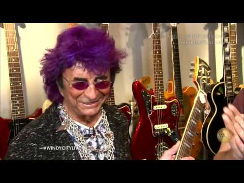 Jim Peterik Gives Ryan Chiaverini an Exclusive Tour of his Guitar Collection!