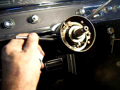 65 Parisienne_Turn Signal Switch Diagnosis_Aug 3 2011MP4  YouTube