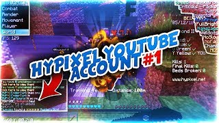 Hypixel YouTube Account Griefing 1 - ABUSING YOUTUBE RANK