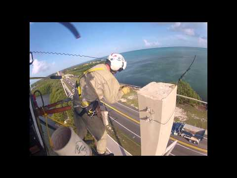 Haverfield Helicopter Lineman in Florida Keys