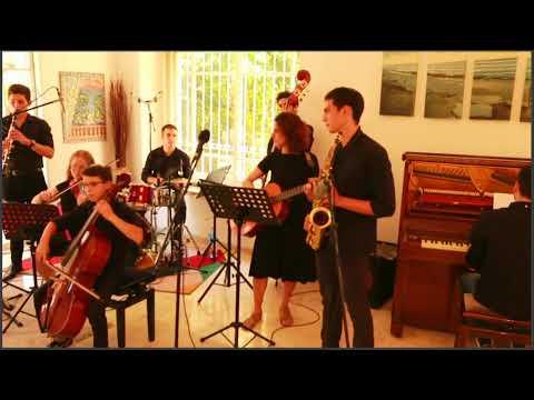 Avinoam's Jazz Recital