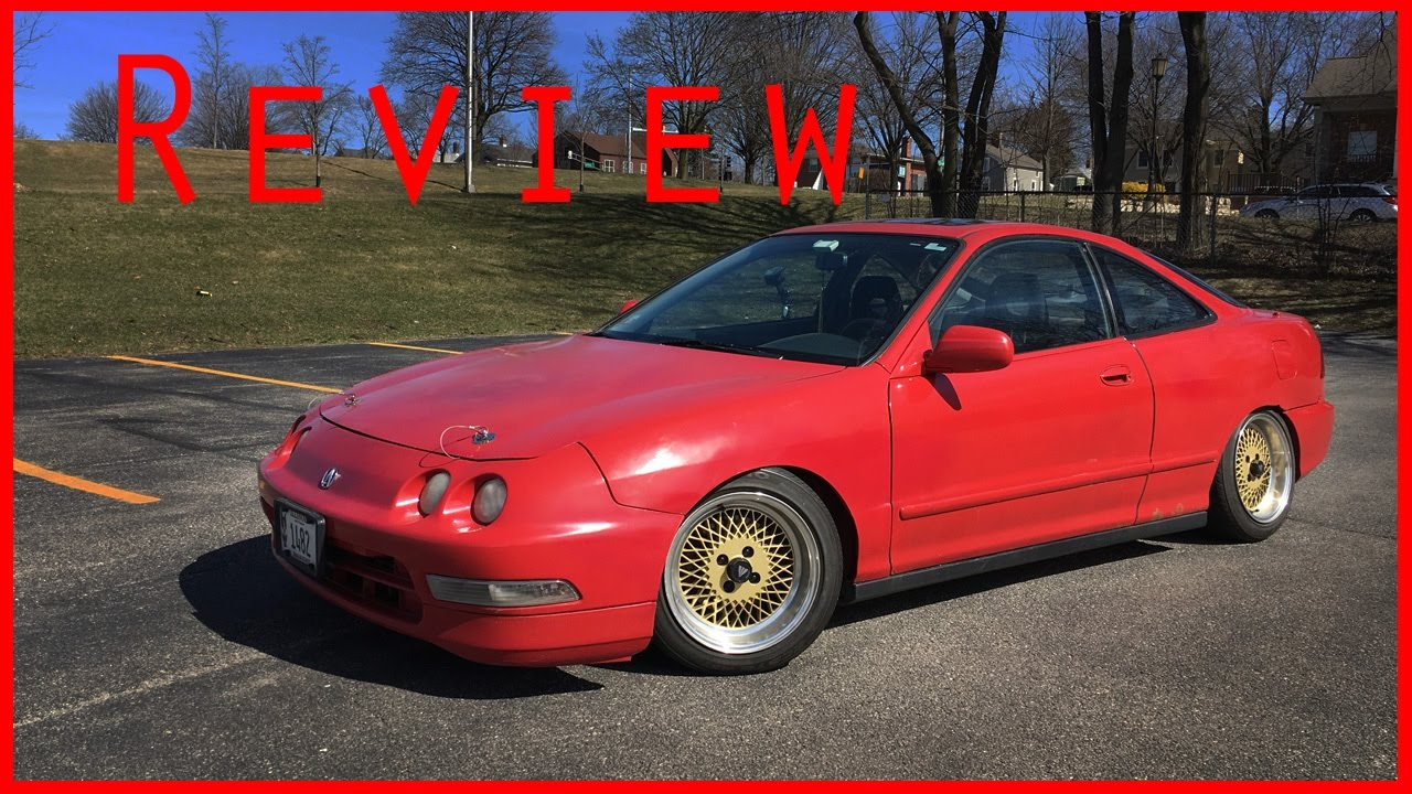 1996 Acura Integra Review - YouTube