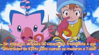 [Digimon Adventure - Original Story 03] Takenouchi Sora [Sub. Español]