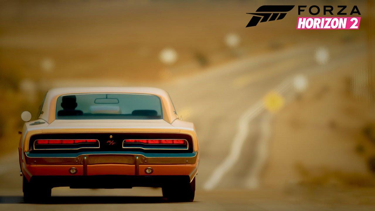 Forza Horizon 2 69 Dodge Charger Youtube