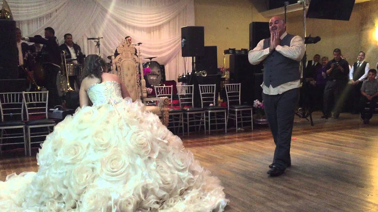 Father Daughter Dance Quinceanera The Best