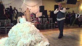 Video Father daughter dance.   Quinceanera.    ( the best ) download MP3, 3GP, MP4, WEBM, AVI, FLV Agustus 2018