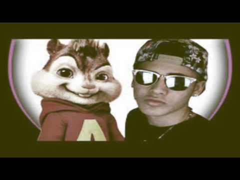 Alvin e os Esquilos Part Mc Kevinho - Grave Bater AlvinZilla