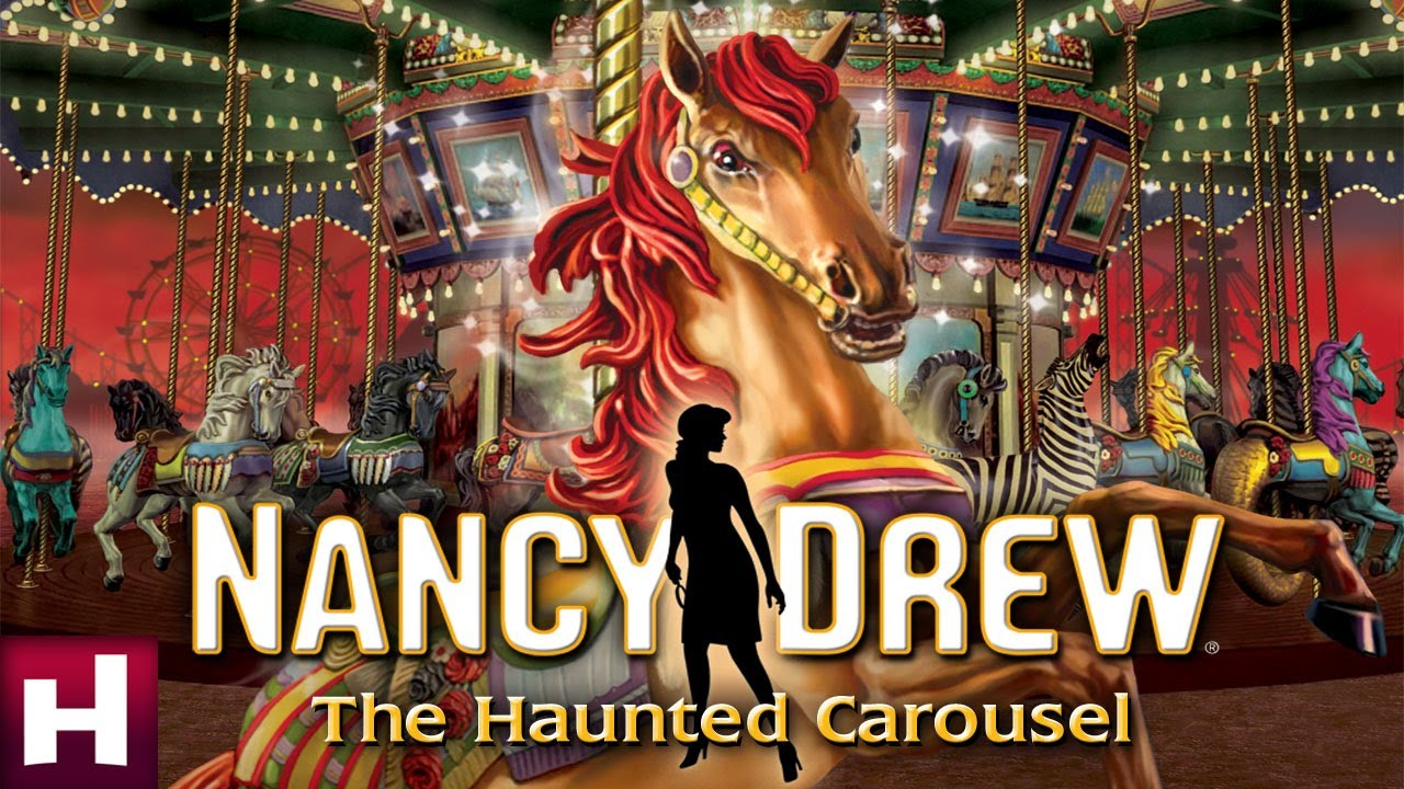 Nancy Drew The Haunted Carousel iPad iPhone Android Mac & PC Game