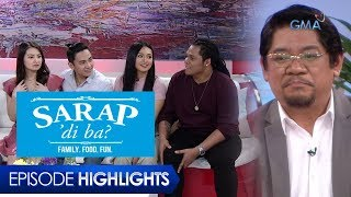 Sarap, 'Di Ba?: Healthy lifestyle for young adults | Episode 19