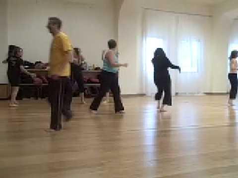 KRIPALU DRUMMERS/DanceYoga 1.10.09