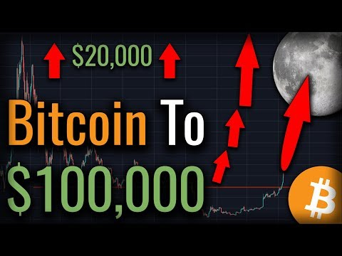 Bitcoin Will Go To $100,000 - Here's How It Will Happen