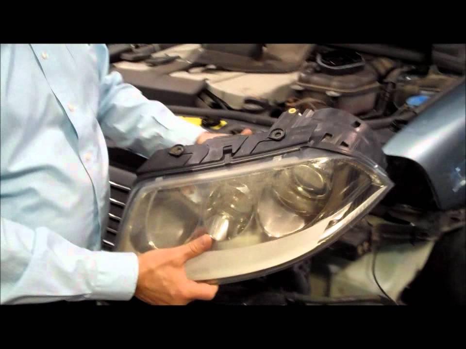 Vw Passat Headlight Bulb Replacement Youtube