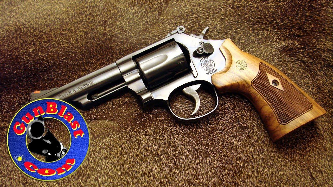 Smith & Wesson Performance Center® Model 19 Classic 357 Magnum Revolver -  Gunblast com