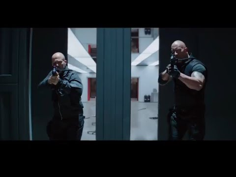 Download Fast & Furious: Hobbs & Shaw (2019) - Movie Trailer Promotion