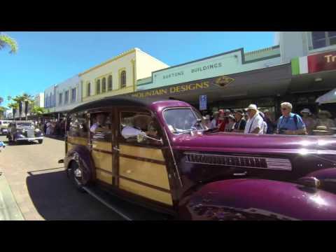 Parade : Art Deco Weekend : Napier : New Zealand : 2014