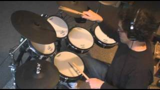 Regina Spektor - Genius Next Door (Drums Added)