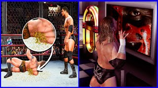 Top 15 Best Easter Eggs & Secrets In WWE Video Games