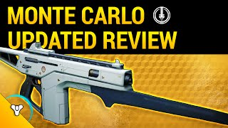 Destiny Taken King: Monte Carlo Exotic Review v.3