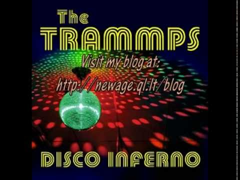 The Trammps - Disco inferno (instrumental)