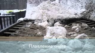 Снегоплавильная установка ОСА-1.11