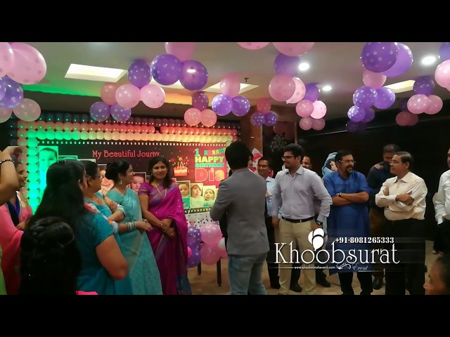 Princess Dia Happy Birthday party # khoobsurat event